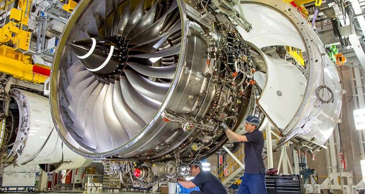motore Rolls Royce Trent XWB-97