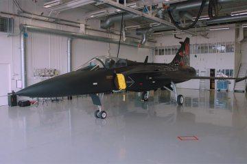 saab JAS-39 Gripen aggressor