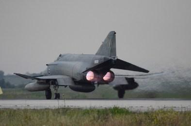 F-4 Phantom greci alla Vega