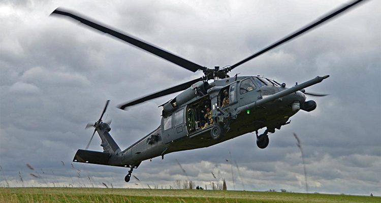 hh60 pave hawk usafe 56th Rescue Squadron