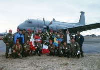 1997 Atlantic al Polo Nord