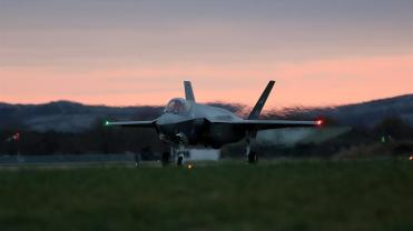 F-35A della Royal Norwegian Air Force