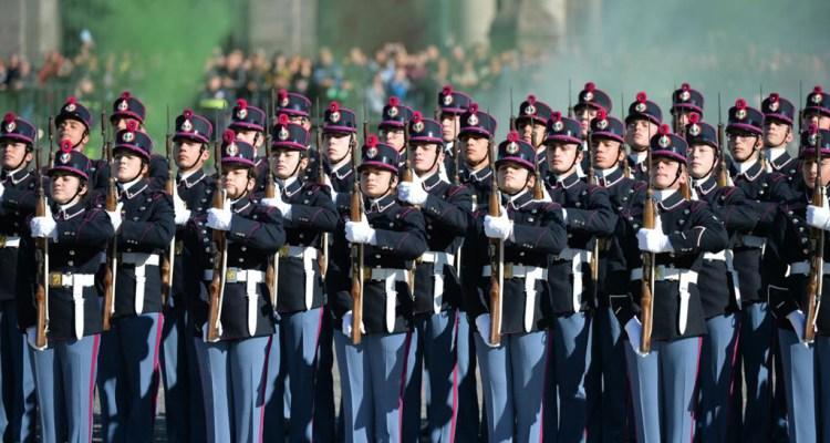 scuola militare Nunziatella Napoli
