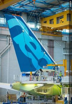 Airbus A330-800neo MSN1888