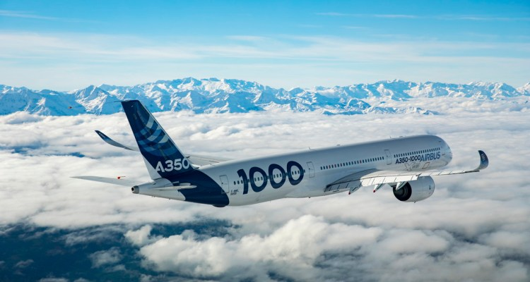 Airbus A350-1000