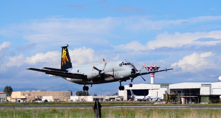 Ultimo BR-1150 Atlantic Aeronautica Militare