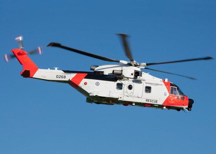 AW-101 SAR Norvegia