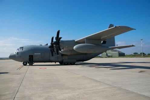 KC-130J Super Hercules Aeronautica Militare