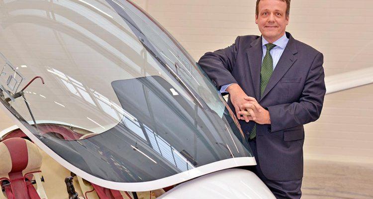 Martin Krämer, direttore del ramo aziendale Arcylic Products