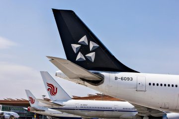 Compagnie aeree di Star Alliance