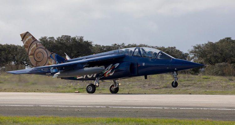 Alpha Jet della Força Aérea Portuguesa