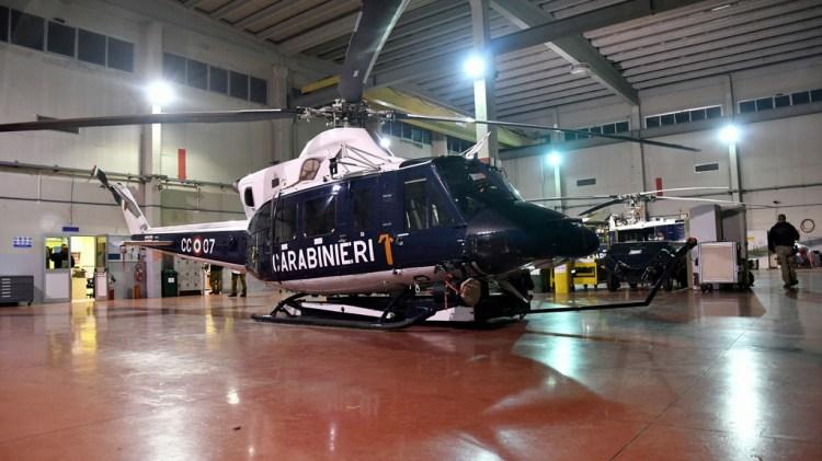 AB-412 4° Nucleo Elicotteri Carabinieri