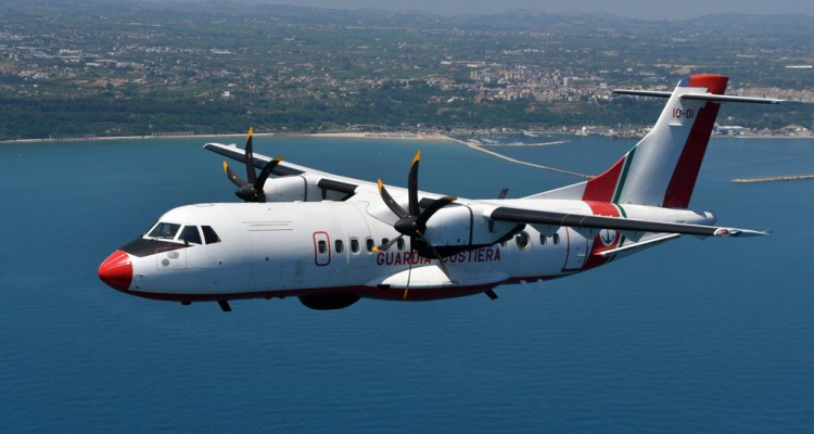 ATR42MP Guardia Costiera