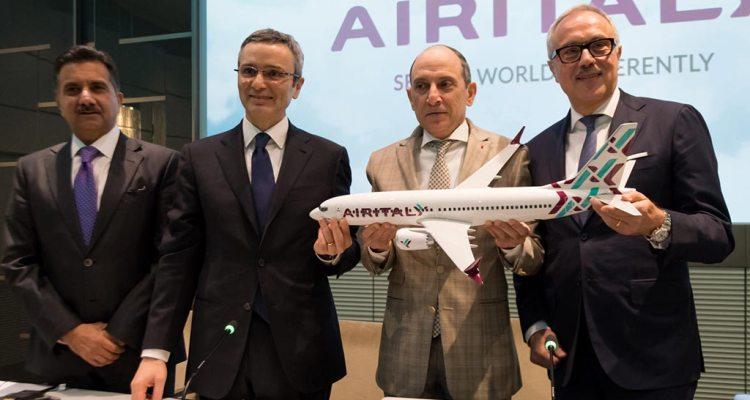 Meridiana diventa Air Italy