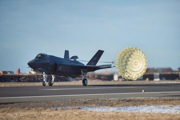 Royal Norwegian Air Force F-35A