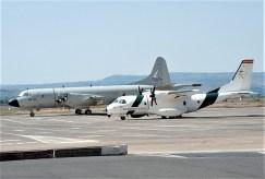 Sigonella velivolo Spagnolo e Portoghese