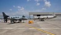 Sigonella visita CA Maffeis, piazzale velivoli (2)