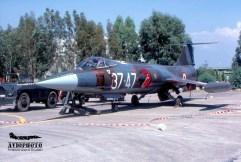 3D F104 37-47 Sigonella