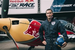 Baptiste Vignes (FRA) Red Bull Air Race 2018
