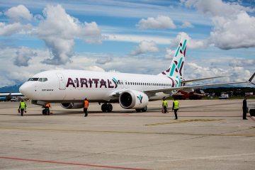 Air Italy Boring 737 Max 8