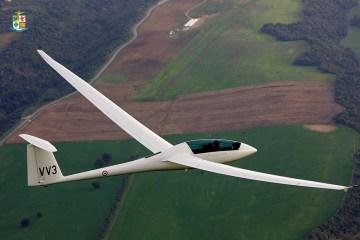Aliante Nimbus Scuola di Volo a Vela Aeronautica Militare