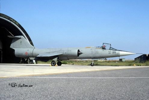 F-104S.ASA-M 6764 (9-39) X°Gr. Grazzanise 25.08.1999