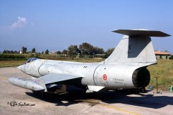 F-104S.ASA-M 6929 (9-43) X°Gr. Grazzanise 25.08.1999