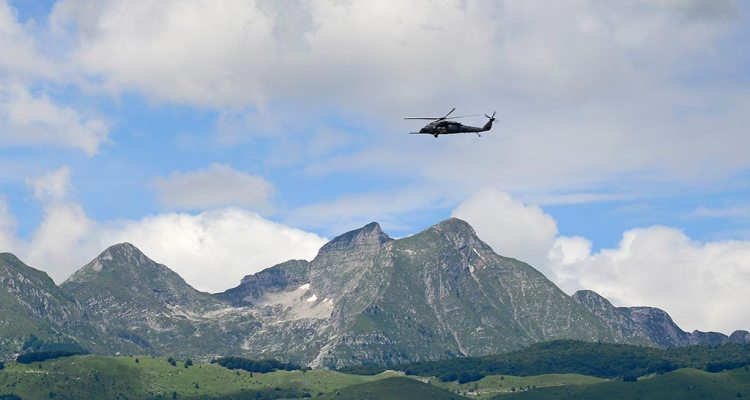 HH-60 Pave Hawk 57th RQS USAFE