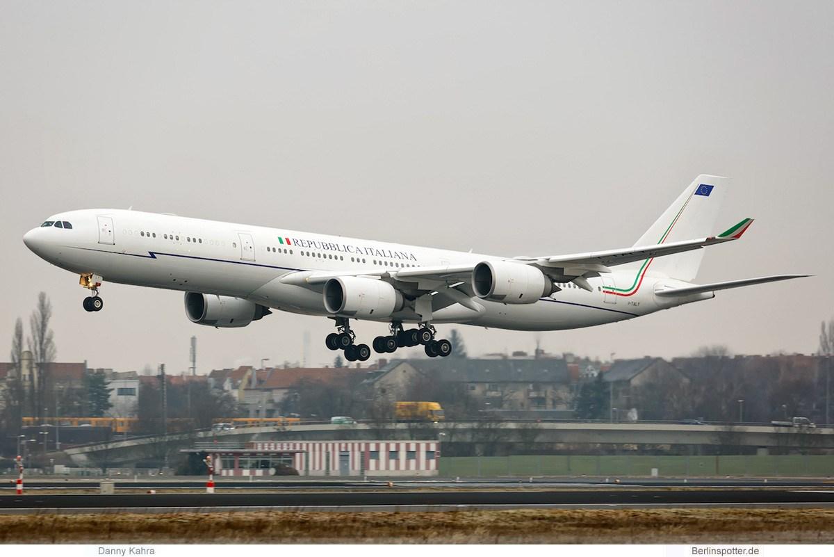 Conte rescinderà il contratto di leasing dell'AirBus voluto da Renzi