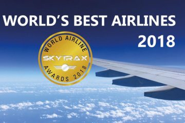 skytrax best airlines awards 2018