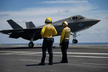 US Navy F-35C Lightning II
