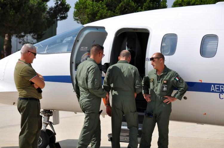 CAE Multi Crew Aeronautica Militare