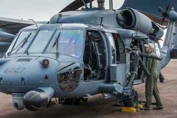 Elicottero americano per combat sar HH-60G Pave Hawk