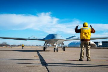 MQ-25A Stingray US Navy
