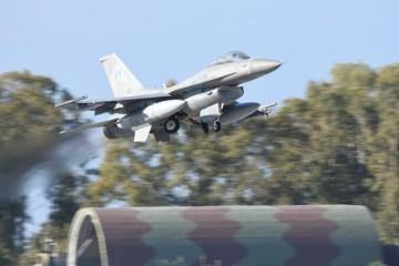 Hellenic Air Force F-16 di Araxos