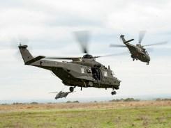 Esercitazione CAEX II 2018 Partenza UH 90