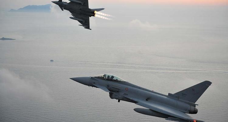 aeronautica militare esercitazione circaete 2018 difesa aerea
