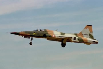 tunisian air force f-5 tiger