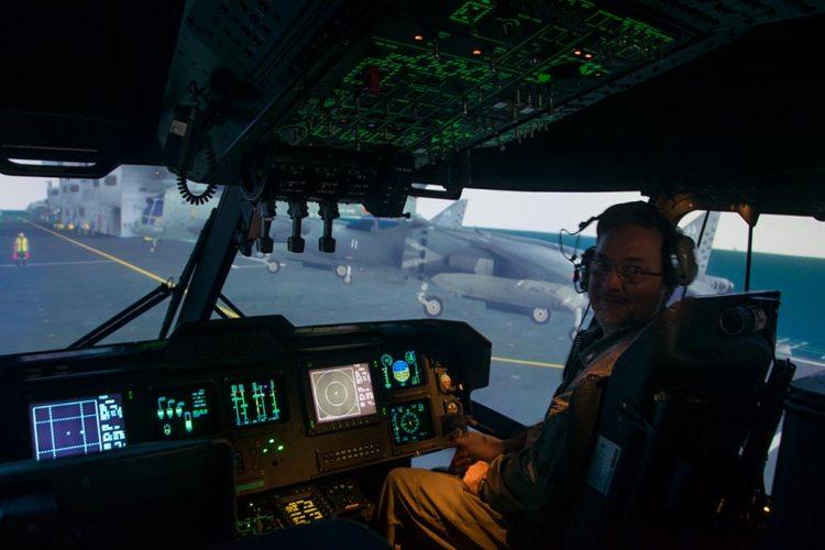 Centro di Simulazione EH-101 Maristaeli Luni