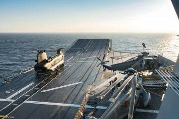 Esercitazione anfibia dell'Armada Española Gruflex-18