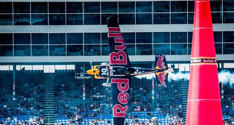 Red Bull Air Race Texas finale 2018