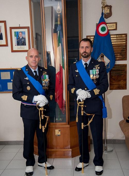 Sigonella cambio comando Frare-Chiriatti (1)