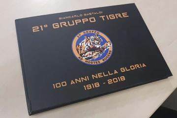 Libro 21° Gruppo Volo 100 anni