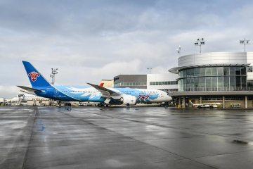 Consegnato il 787° Boeing B787 Dreamliner