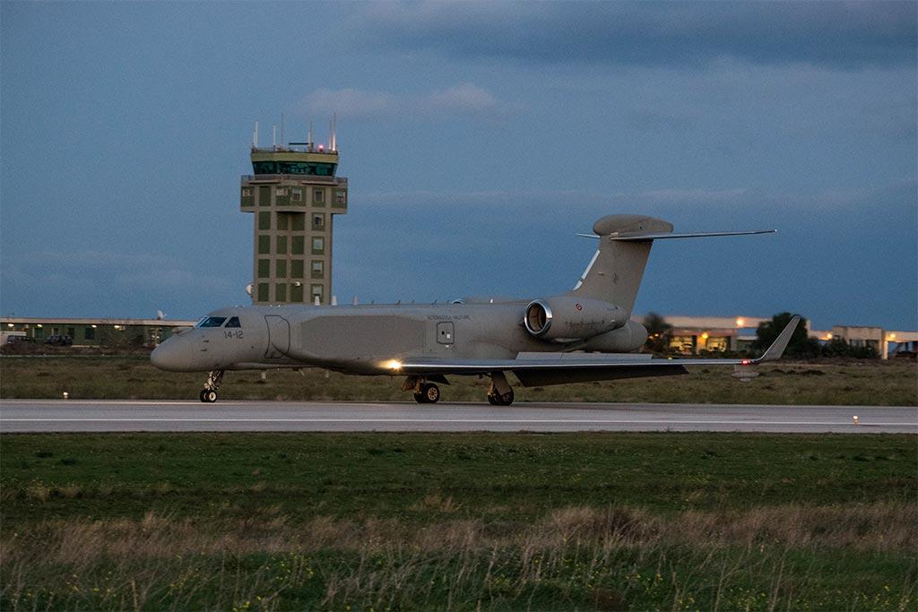 CAEW Aeronautica Militare 14° Stormo