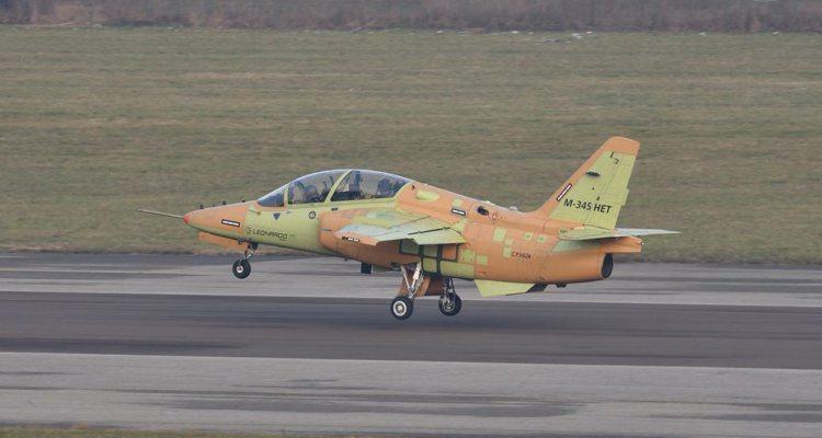 Leonardo M-345 HET