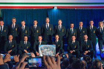 formazione frecce tricolori 2019