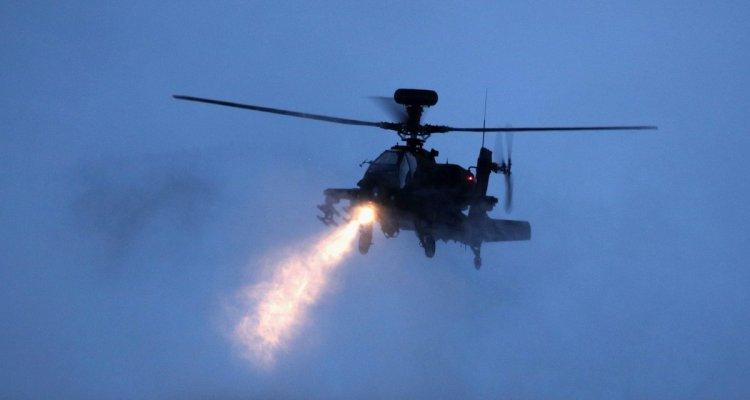 British Army Apache AH Mk1