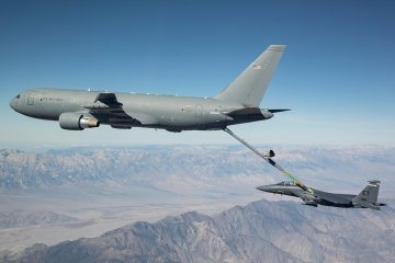 boeing us air force kc46 pegasus tanker
