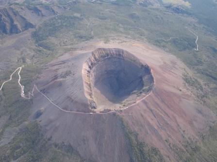 7° NEC Controllo aree protette, Vesuvio (1)